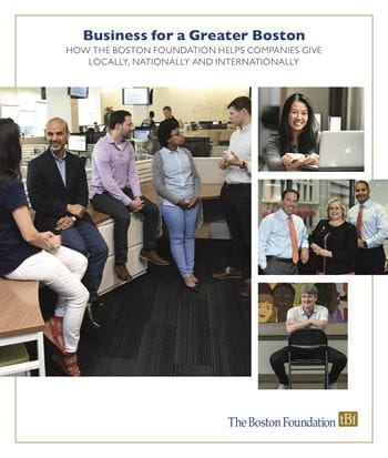 Business for Greater Boston cover