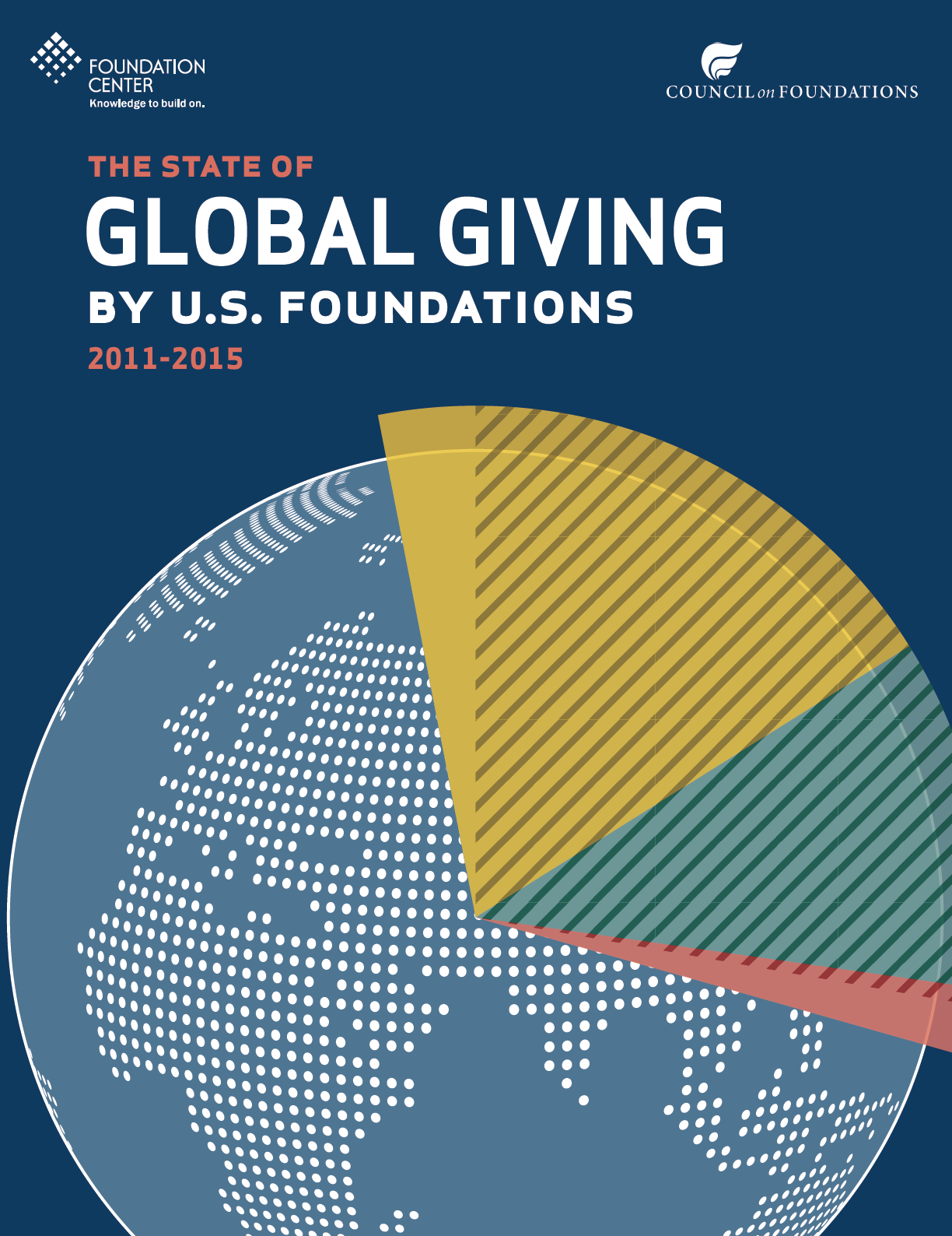 COF Global Giving Report cover