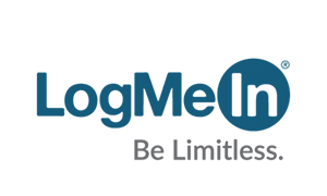 Log Me In logo
