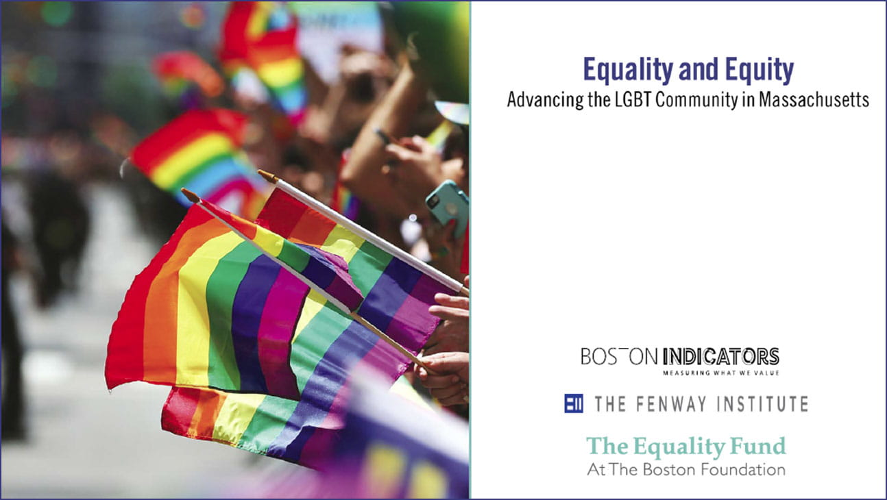 Equality and Equity slide deck cover