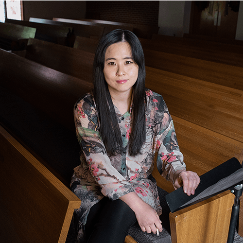 Somerville Interfaith Mina Cho