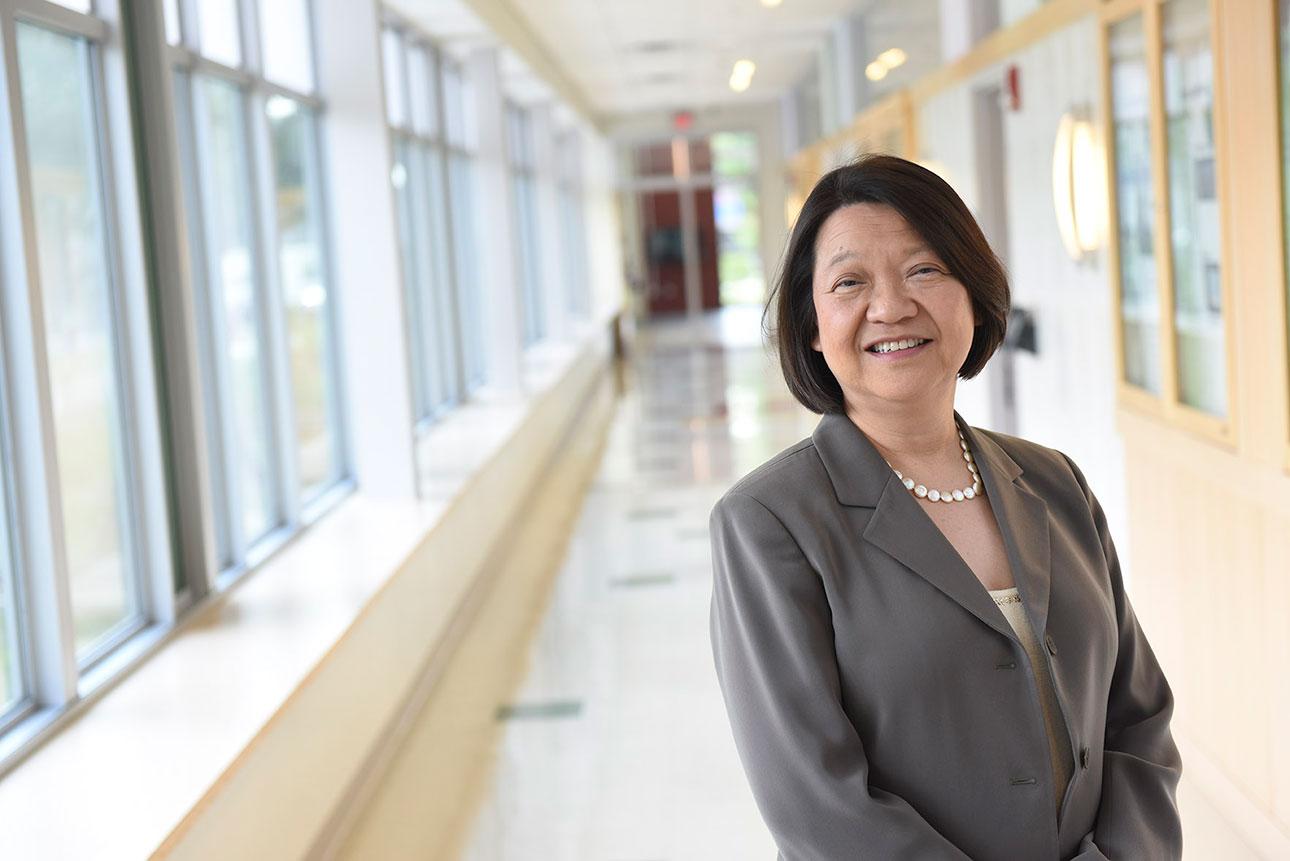 Dr. Pam Eddinger