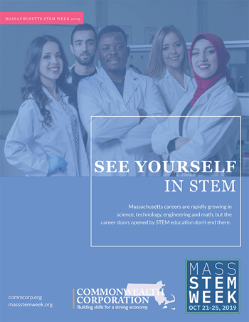 See Yourself in STEM report cover