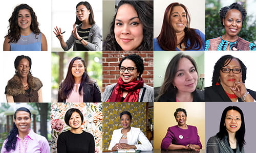 The 2020 Women of Color Leadership Circle