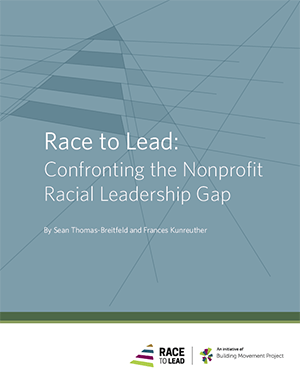 Race to Lead report cover