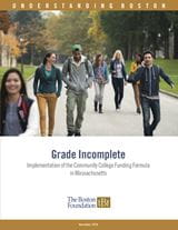 Grade Incomplete cover