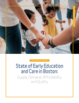 BOA State of Early Education 2019 cover