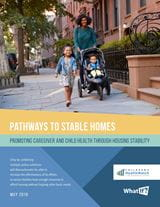 Pathways to Stable Homes cover