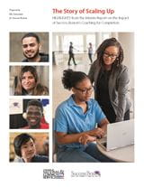 Scaling Up Success Boston 2019 Interim Report cover