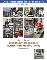 Equity and Resilience report cover image