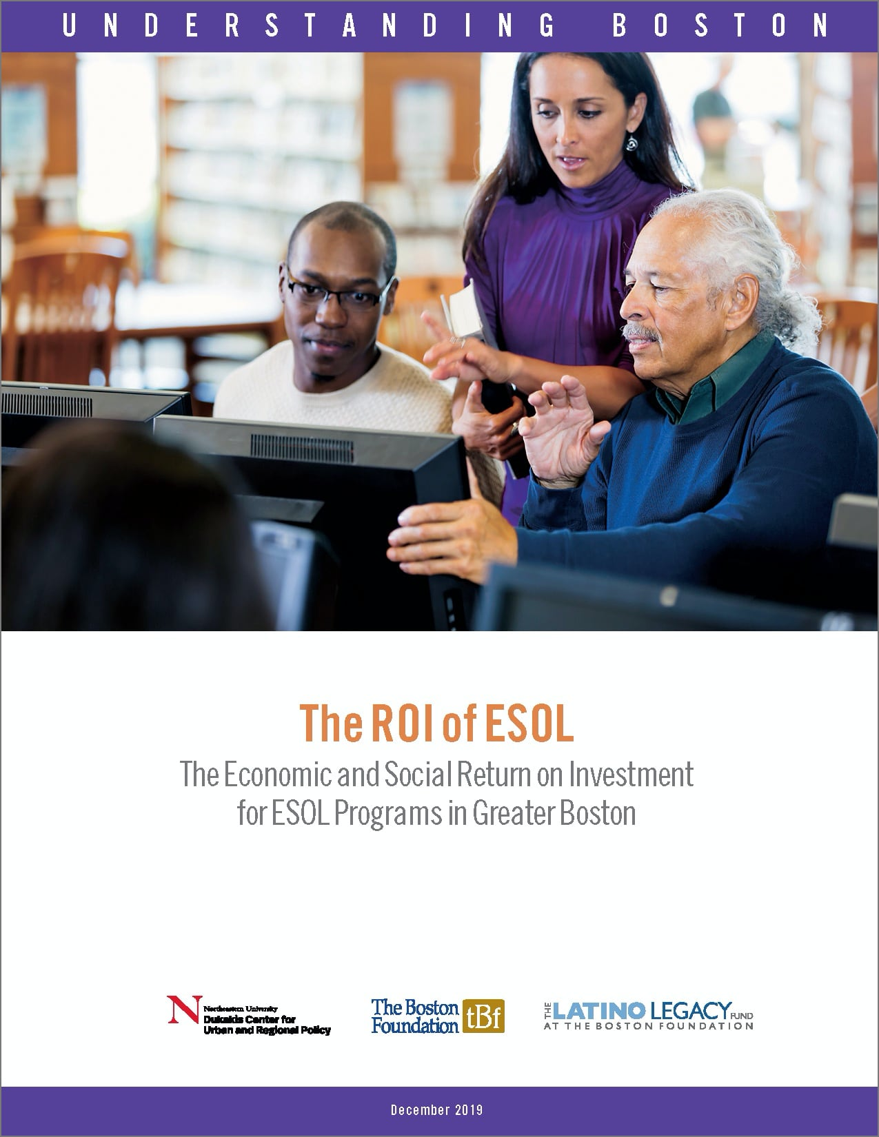 ROI of ESOL cover