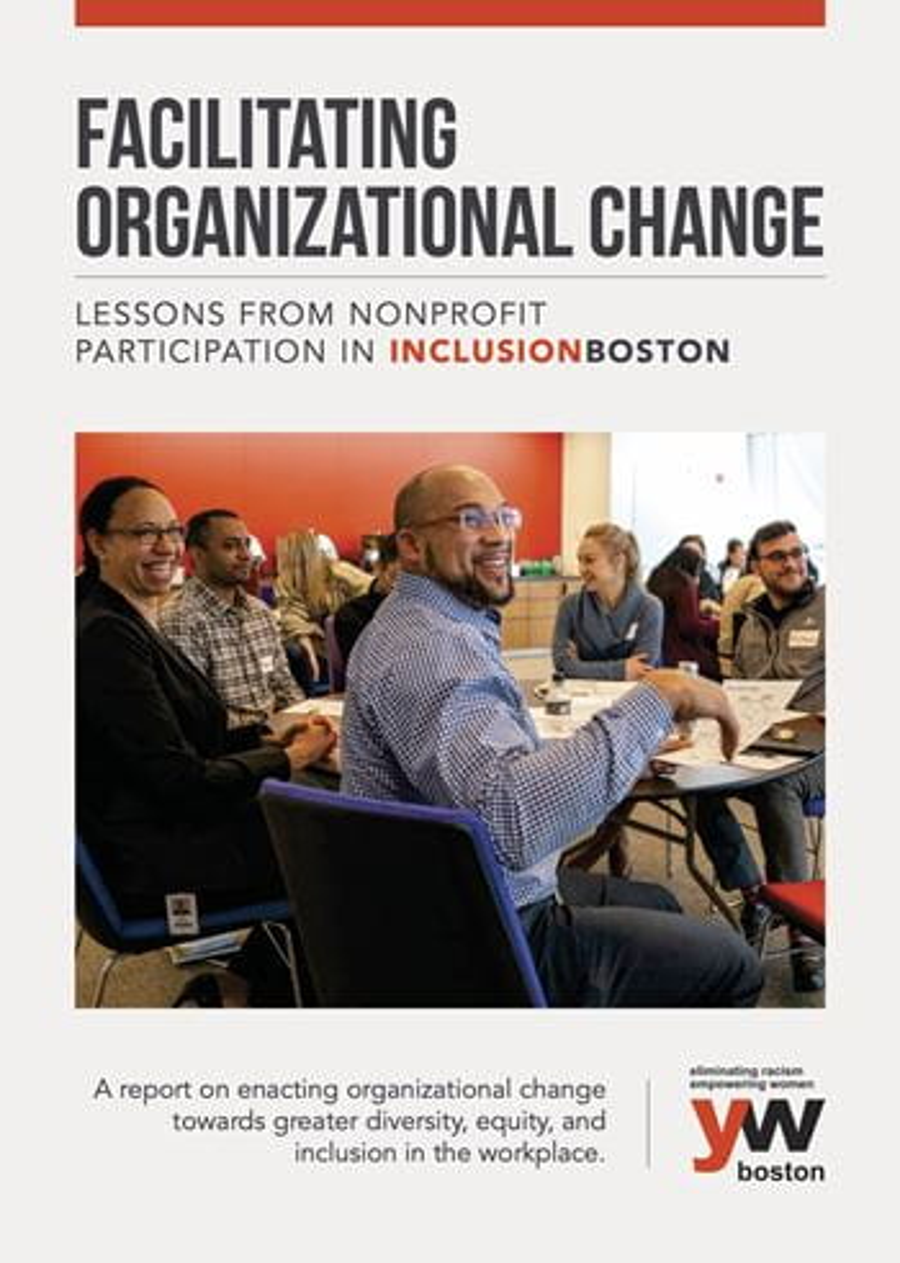 Facilitating Organizational Change