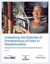 Cover of Unleashing the Potential of Entrepreneurs of Color