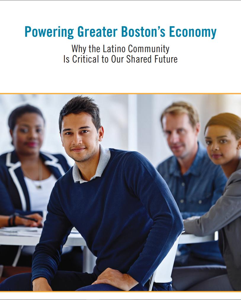 Latino Report cover