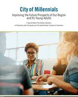 Millennial Report cover