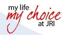 My Life My Choice logo
