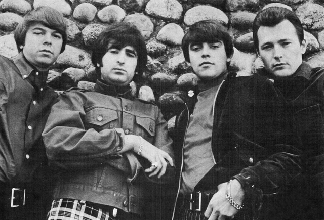 The Standells in 1966