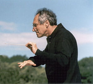 Charles Ansbacher conducting 2