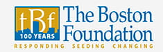 Boston Foundation Centennial logo