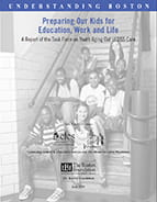 Preparing Our Kids for Education, Work and Life: Youth Aging Out of DSS Care