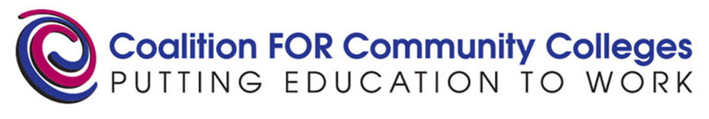 Coalition for Community Colleges header