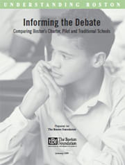 Informing the Debate cover