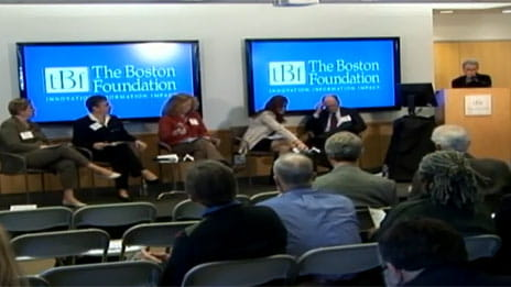Greater Boston Housing report Card Forum 2012