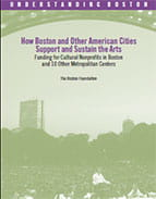 Arts Report 2016 cover