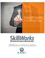 SkillWorks ICT Report cover
