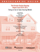 2015 Housing Report Card cover