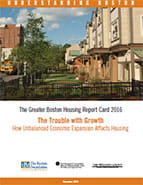 2016 Housing Report Card cover