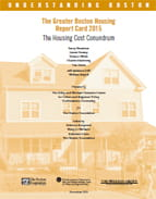 Greater Boston Housing Report Card 11.13.15 cover