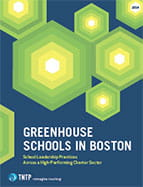 Greenhouse Schools cover