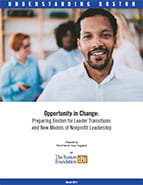 Opportunity in Change cover