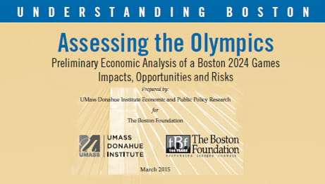 Boston Olympics Report