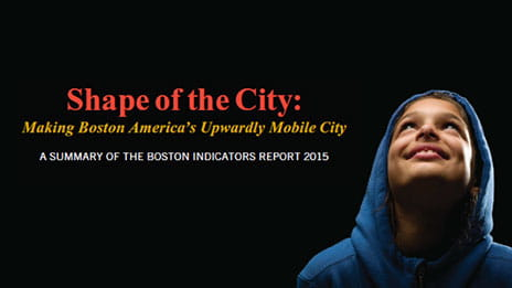 Shape of the City 2015 Report