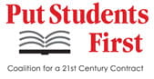 Put Students First Coalition logo